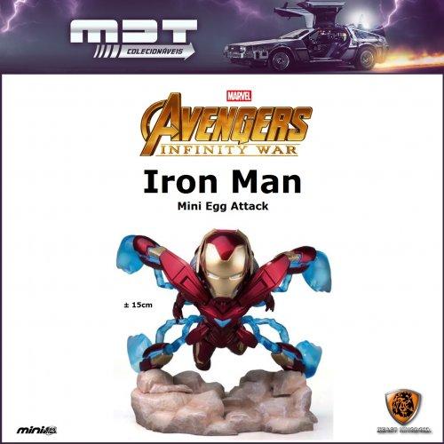 Beast Kingdom - Mini Egg Attack - Iron Man