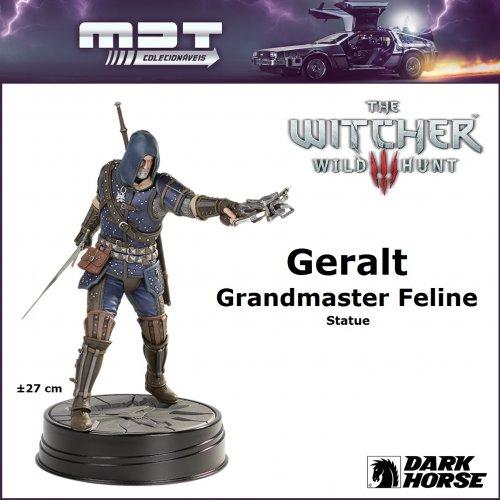 Dark Horse - Witcher 3 Wild Hunt - Geralt Grandmaster Feline