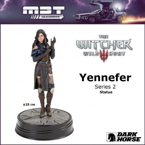 Dark Horse - Witcher 3 Wild Hunt  Yennefer