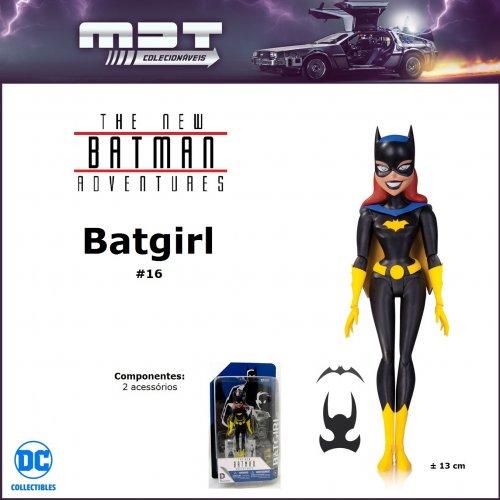 DC Collectibles - The New Batman Adventures - Batgirl #16