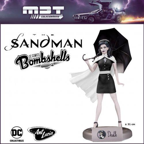 DC Collectibles - The Sandman - Bombshells Death Statue