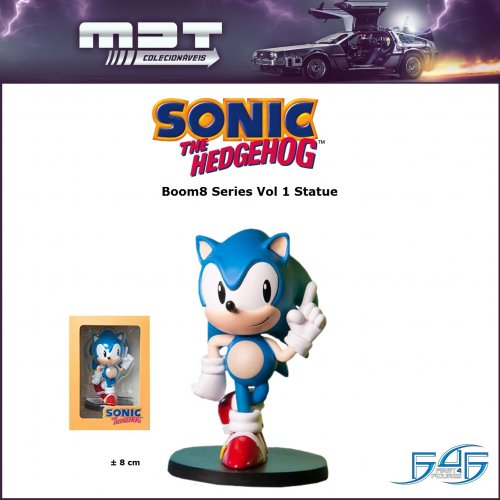 First 4 Figures - Sonic the Hedgehog - Boom8 Series Vol 1 Statue
