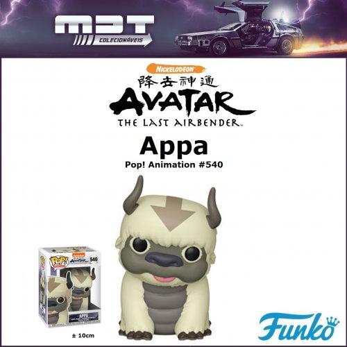 Funko Pop - Avatar - Appa #540