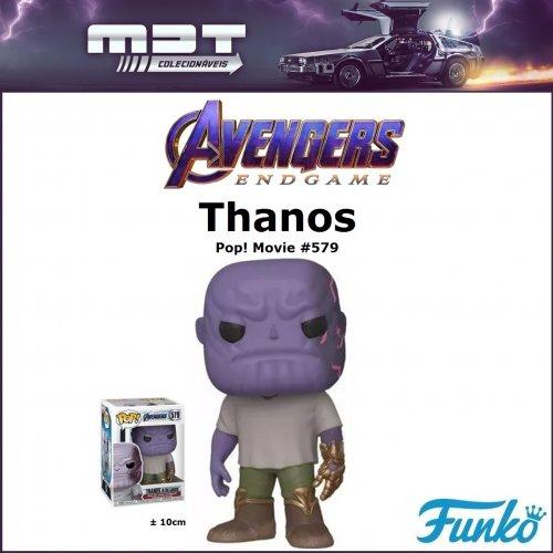 Funko Pop - Avengers Endgame - Thanos #579 (in the garden)