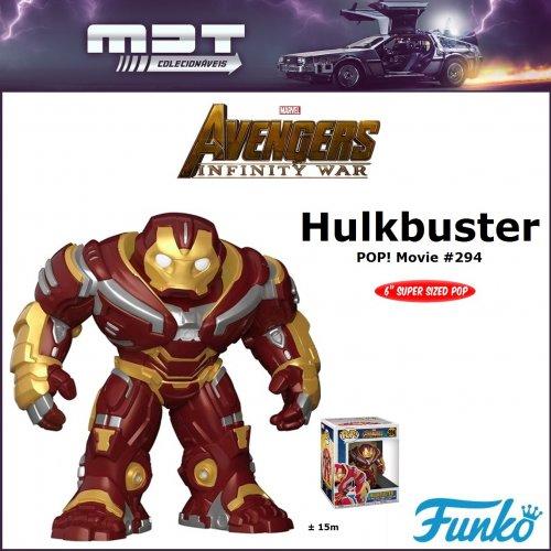 "Funko Pop - Avengers Infinity War - Hulkbuster 6"" #294"