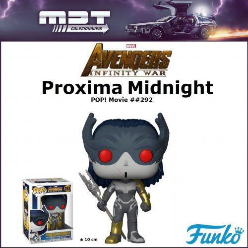 Funko Pop - Avengers Infinity War - Proxima Midnight #292