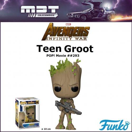 Funko Pop - Avengers Infinity War - Teen Groot #293