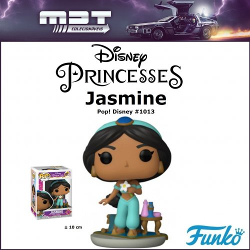 Funko Pop - Disney Ultimate Princess - Jasmine #1013
