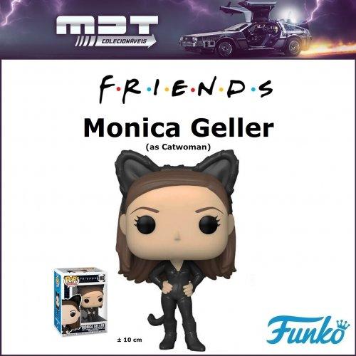 Funko Pop - Friends -  Monica Geller (as Catwoman) #1069
