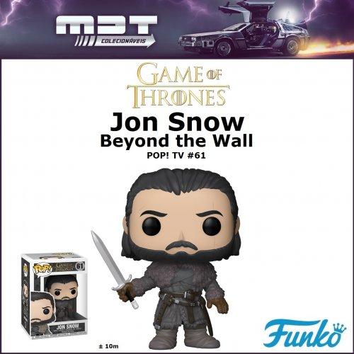 Funko Pop - Game of Thrones - Jon Snow Beyond the Wall #61