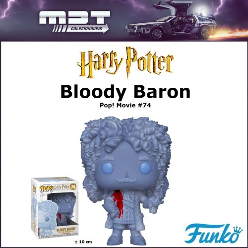 Funko Pop - Harry Potter - Bloody Baron #74