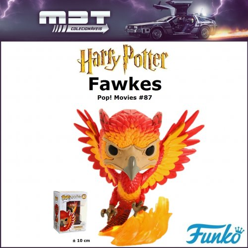 Funko Pop - Harry Potter - Fawkes #87