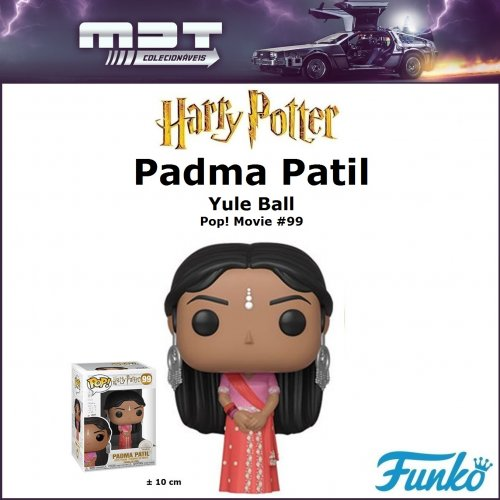 Funko Pop - Harry Potter - Padma Patil Yule Ball #99