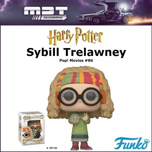 Funko Pop - Harry Potter - Sybill Trelawney #86