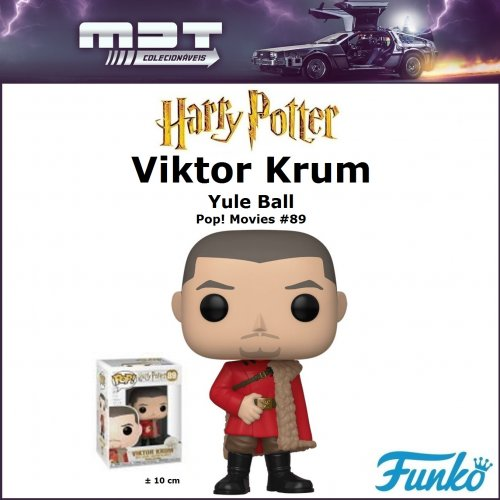 Funko Pop - Harry Potter - Viktor Krum Yule Ball #89