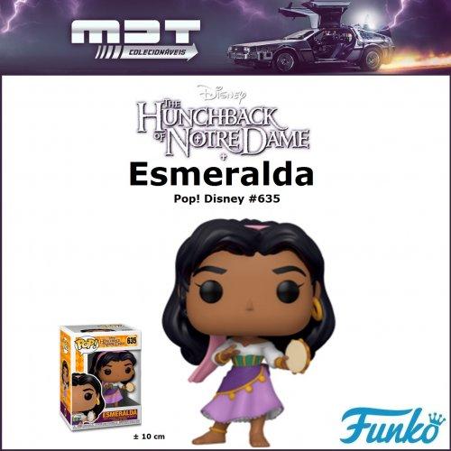 Funko Pop - Hunchback of Notre Dame -  Esmeralda #635