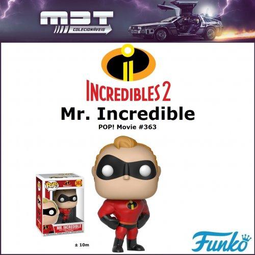 Funko Pop - Incredibles 2 - Mr. Incredible #363