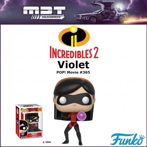 Funko Pop - Incredibles 2 - Violet #365
