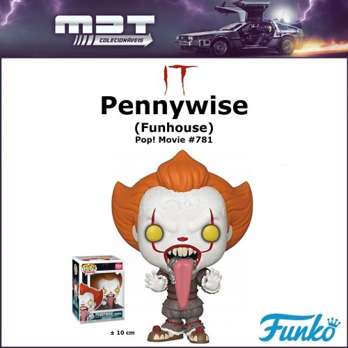 Funko Pop - IT - Pennywise (Funhouse) #781