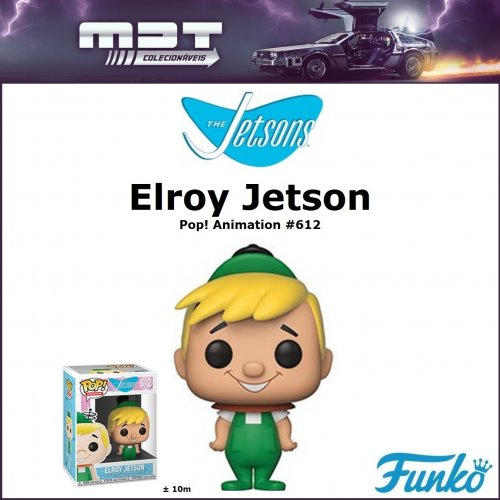 Funko Pop - Jetsons - Elroy Jetson #512