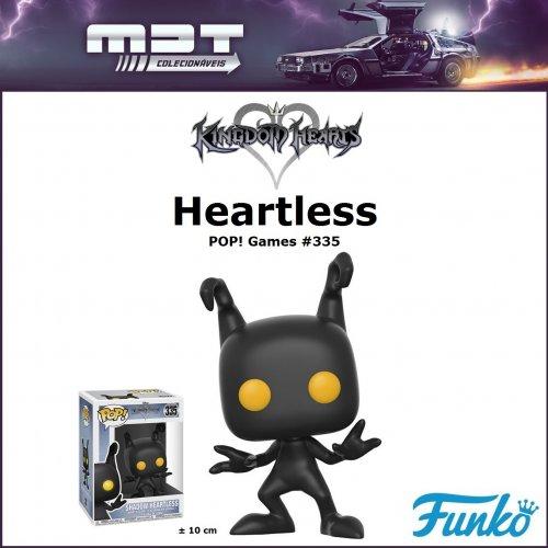 Funko Pop - Kingdom Hearts - Shadow Heartless #335
