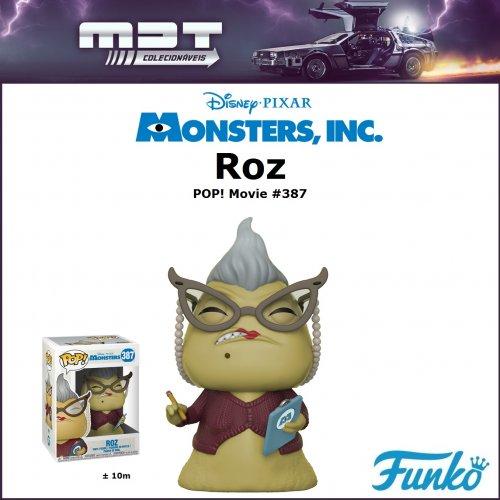 Funko Pop - Monsters Inc - Roz #387