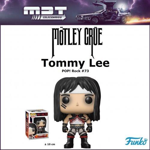 Funko Pop - Motley Crue - Tommy Lee #73