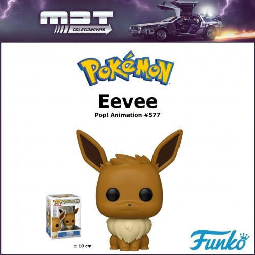 Funko Pop - Pokémon - Eevee #577