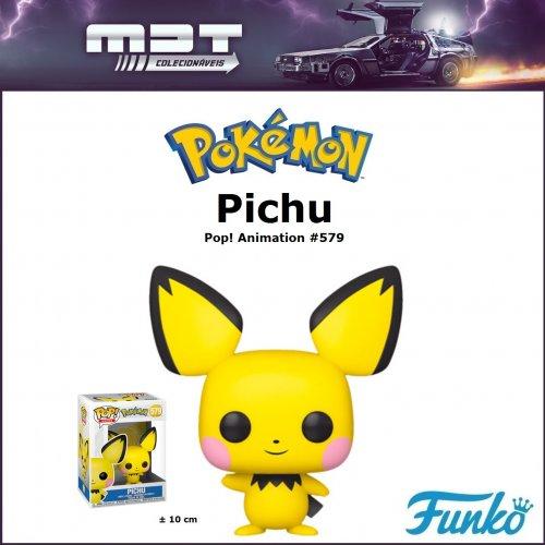 Funko Pop - Pokémon - Pichu #579