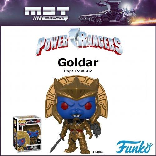 Funko Pop - Power Rangers - Goldar #667