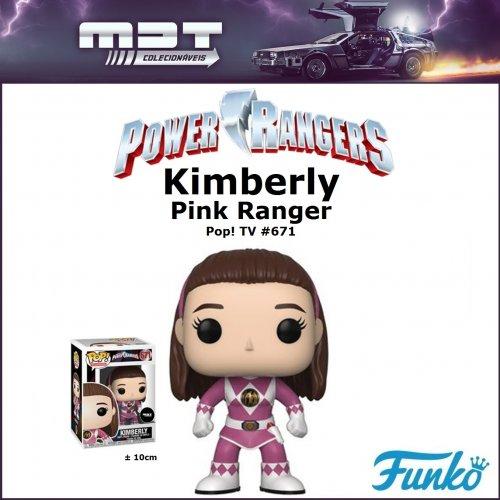 Funko Pop - Power Rangers - Kimberly Pink Ranger #671