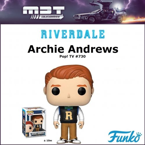 Funko Pop - Riverdale - Archie Andrews #730