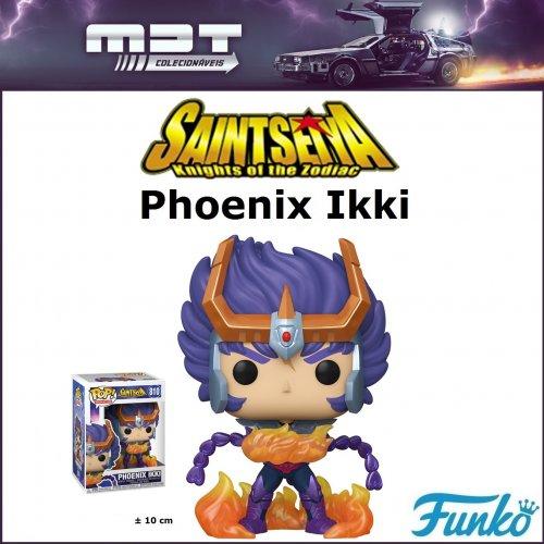 Funko Pop - Saint Seiya: Knights of the Zodiac - Phoenix Ikki #810