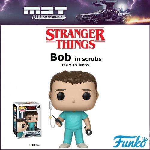 Funko Pop - Stranger Things - Bob (in scrubs) #639