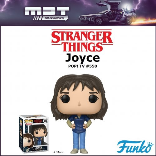 0189eb1f483 Funko Pop - Stranger Things - Joyce  550