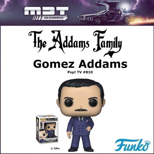Funko Pop - The Addams Family - Gomez Addams #810