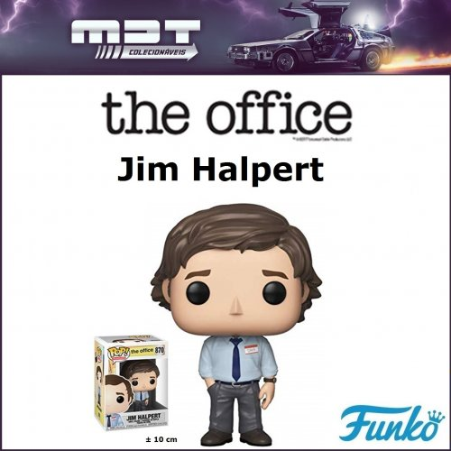 Funko Pop - The Office - Jim Halpert #870