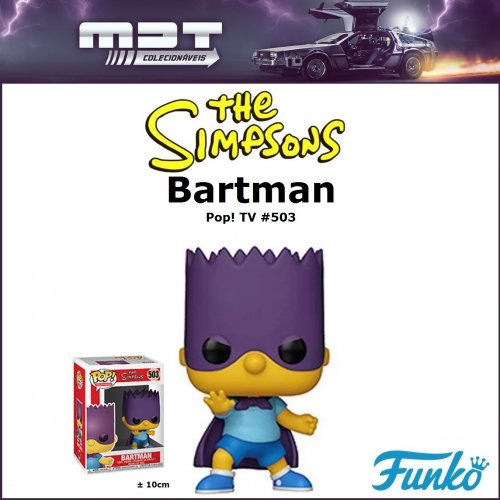 Funko Pop - The Simpsons - Bartman #503