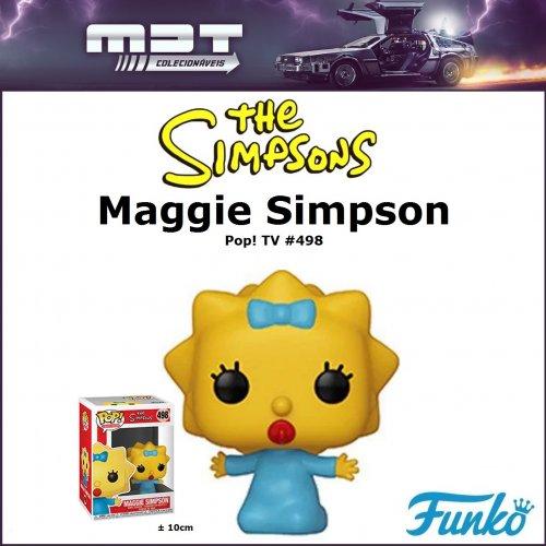 Funko Pop - The Simpsons - Maggie Simpson #498