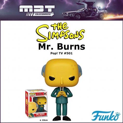 Funko Pop - The Simpsons - Mr. Burns #501