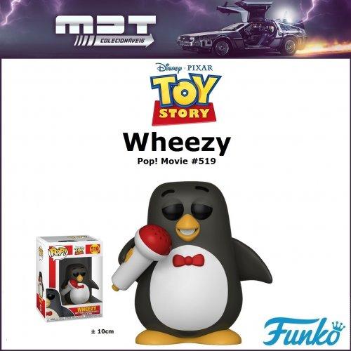 Funko Pop - Toy Story - Wheezy #519