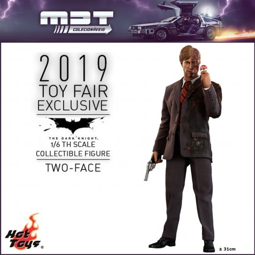 Hot Toys - Batman The Dark Knight - Two-Face 1/6 Toy Fair 2019 Exclusive