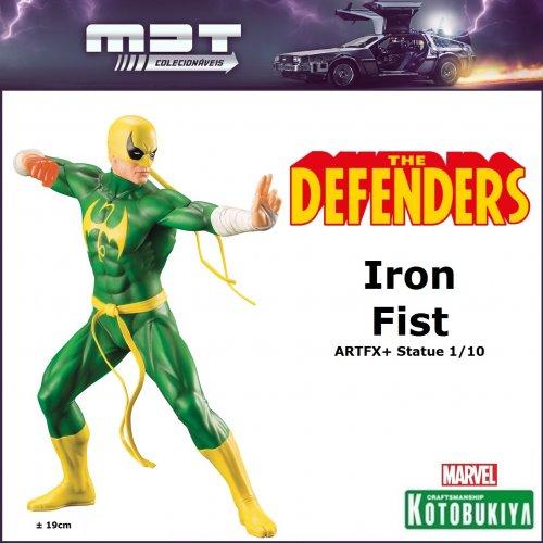 Kotobukiya - Marvel Defenders - Iron Fist ArtFX+ Statue 1/10