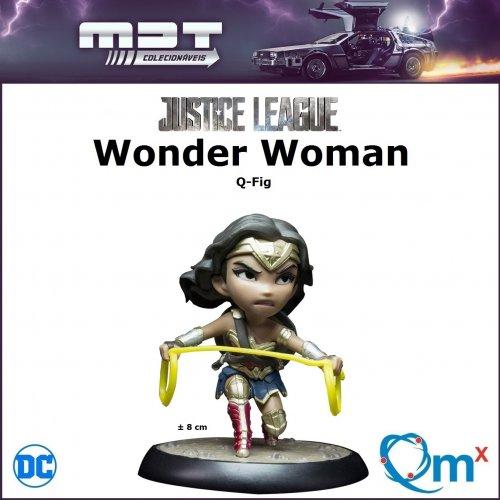 QMx - Justice League - Wonder Woman Q-Fig