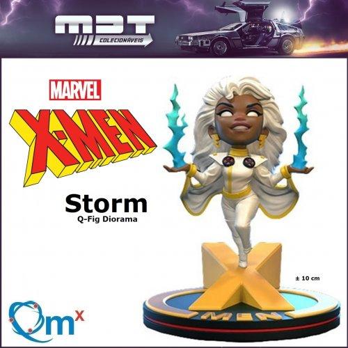 QMx - X-Men - Storm Q-Fig Diorama