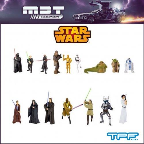 TPF Toys - Chaveiros Star Wars Multikids