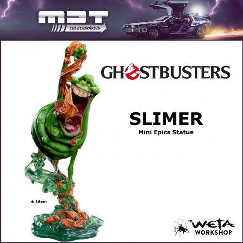 Weta - Ghostbusters -  Mini Epics Statue - Slimer