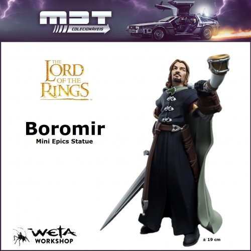 Weta - Lord of the Rings - Mini Epics Statue - Boromir