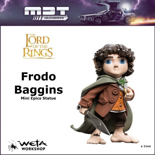 Weta - Lord of the Rings - Mini Epics Statue - Frodo Baggins