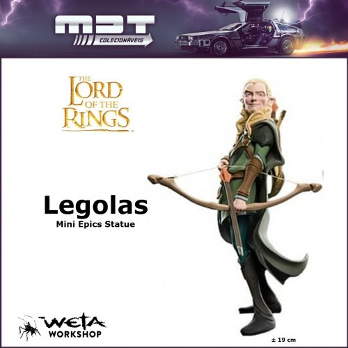 Weta - Lord of the Rings - Mini Epics Statue - Legolas